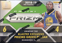 2018/19 Panini Prizm Basketball Blaster Box