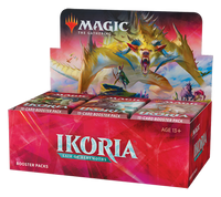 Magic the Gathering Ikoria: Lair of Behemoths Booster Box