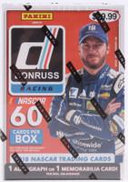 2018 Panini Donruss Racing Blaster 20 Box Case
