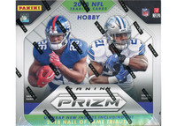 2018 Panini Prizm Football 1st Off The Line Hobby Box
