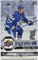 2019/20 Upper Deck Series 2 Hockey Hobby Box