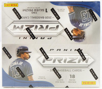 2020 Panini Prizm Quick Pitch Baseball Box