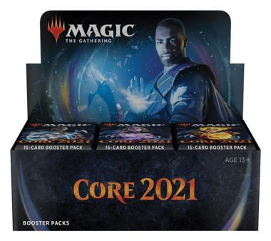 Magic the Gathering Core Set 2021 Booster Box
