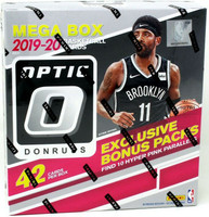 2019/20 Panini Donruss Optic Basketball 42 Card Mega Box