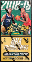 2018/19 Panini Absolute Memorabilia Basketball Hobby 10 Box Case