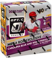 2020 Panini Donruss Optic MEGA Baseball Box