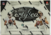 2020 Panini Certified Football Hobby Box