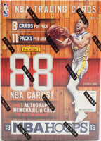 2018/19 Panini NBA Hoops Basketball Blaster Box