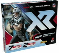 2020 Panini XR Football Hobby Box