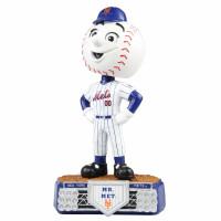 New York Mets Mr. Met Stadium Lights Special Edition Bobblehead