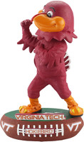 Virginia Tech Hokies HokieBird Mascot Bobblehead