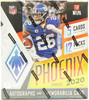 2020 Panini Phoenix Football Hobby 8 Box Case