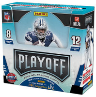 2020 Panini Playoff Football Hobby 20 Box Case