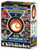 2019/20 Panini Chronicles Basketball Blaster Box