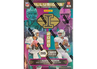 2020 Panini Illusions Football Blaster Box