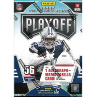 2020 Panini Playoff Football Blaster Box