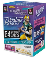 2020 Panini Prestige Football Blaster Box