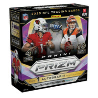 2020 Panini Prizm Football Fanatics Mega Box