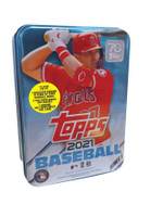 2021 Topps Series 1 Baseball Collectible Tin
