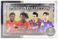 2020/21 Topps UEFA Champions League Museum Collection Soccer Hobby Box