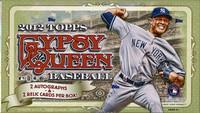 2012 Topps Gypsy Queen Baseball Hobby Box