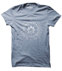 Moon Cycles t shirt