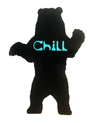Bear Chill Sticker