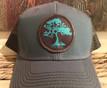 Mahalo Koa Tree Trucker Hat
