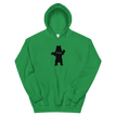 Irish Green Chill Bear Hoodie
