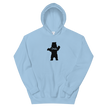 Light Blue Chill Bear Hoodie