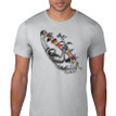 Sloth mens T shirt model