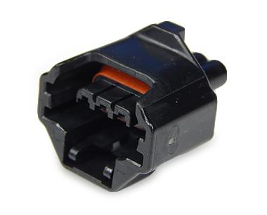 3-AC224 Yazaki 7183-7874-30 connecteur 3-WAY Kit Inc bornes /& Seals