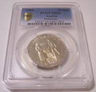 Austria Silver 1960 25 Schilling Plebiscite Proof PR66 PCGS Low Mintage
