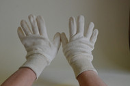 Cotton Glove liners for Raynaud's