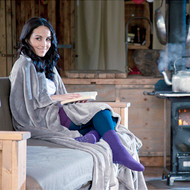Snuggle Up Warm Blanket