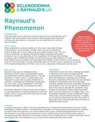 Raynaud's Phenomenon