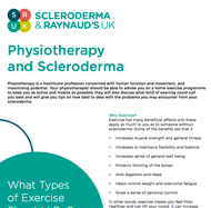 Physiotherapy and Scleroderma