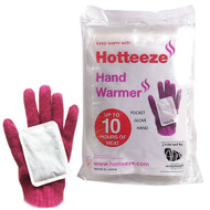 Hotteaze - Hand warmers (pack of 10)