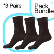 Silver Sock 9% Short - 3 pack