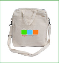 "9.5""x10""x2.5"" Natural Canvas Purse/tablet bag with Imprint, heavy 12 oz 100% cotton canvas. Customize it, personalize it, promote it, resell it, with your photo, logo, artwork, No limit on images - mix and match as you please. Allow 1-5 business days for production."