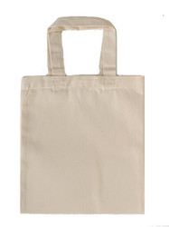 "Wholesale 11""x12"" natural canvas cotton tote bag, 14"" handles, 8 oz 100% cotton canvas. Perfect for arts & crafts, advertising, parties, books, promotional, customizing, personalizing, school, church, wedding, shopping, groceries, fundraising, artists, gifts, resale & everyday use."