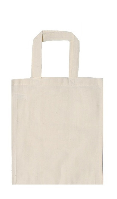 "9""x10"" Cotton Tote Bag"