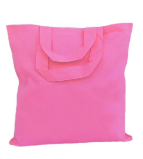"13""x13"" cotton color tote bags"