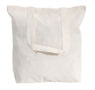 "Wholesale 15""x16"" Natural Cotton Tote Bag"
