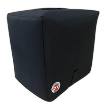 ZT Amplifiers Lee Ranaldo Club Combo Padded Cover Side View