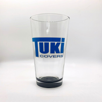 Tuki Pint Glass