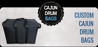 Buy a custom Cajun drum bag
