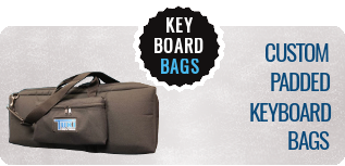 Buy a custom keyboard carrying bag