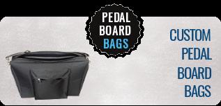 Buy a custom pedal board carrying bag