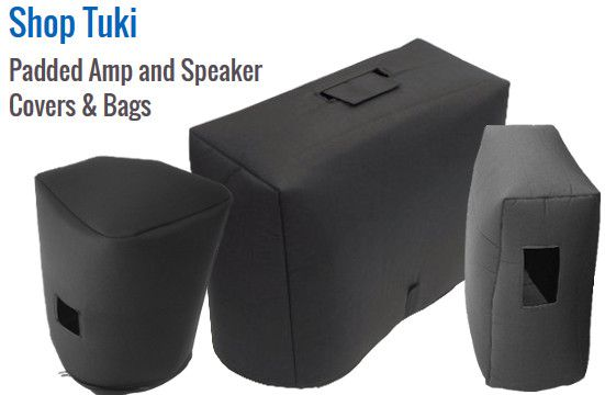 Shop Tuki Padded Amp & Speaker Covers and Bags